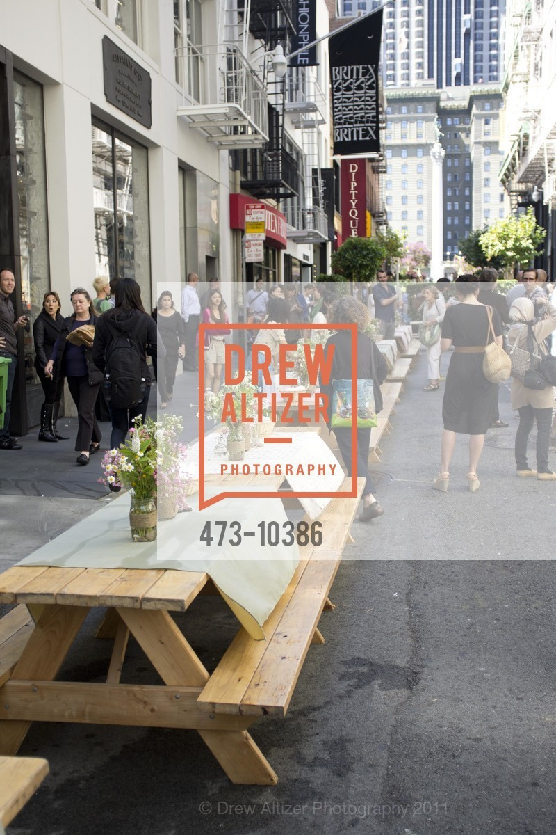 Atmosphere, Levi's + Chez Panisse - School Lunch, August 24th, 2011, Photo