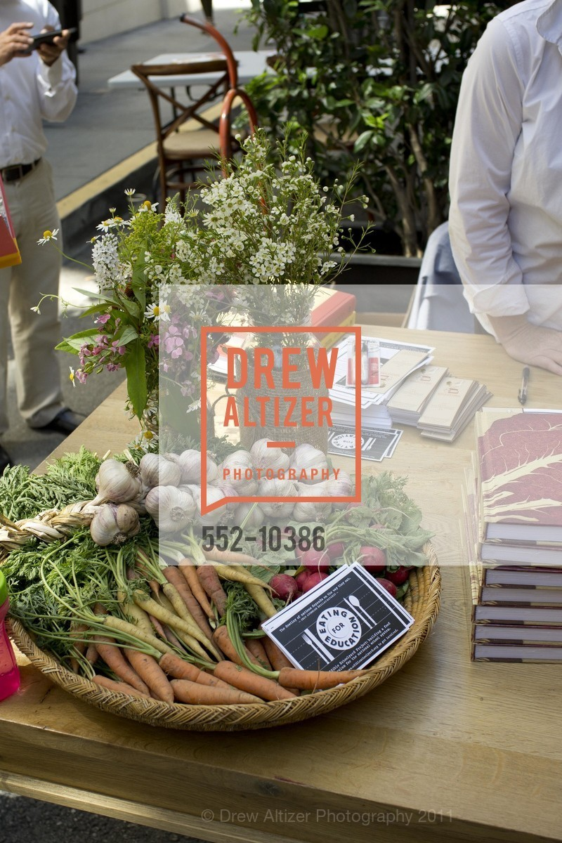 Atmosphere, Levi's + Chez Panisse - School Lunch, August 24th, 2011, Photo,Drew Altizer, Drew Altizer Photography, full-service agency, private events, San Francisco photographer, photographer california