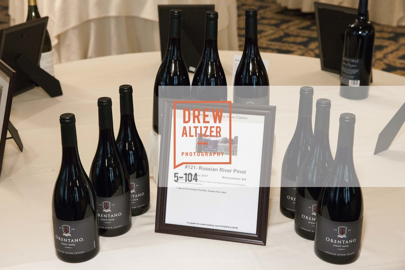 Atmosphere, 8th Annual California Wine Classic, May 14th, 2015, Photo,Drew Altizer, Drew Altizer Photography, full-service agency, private events, San Francisco photographer, photographer california