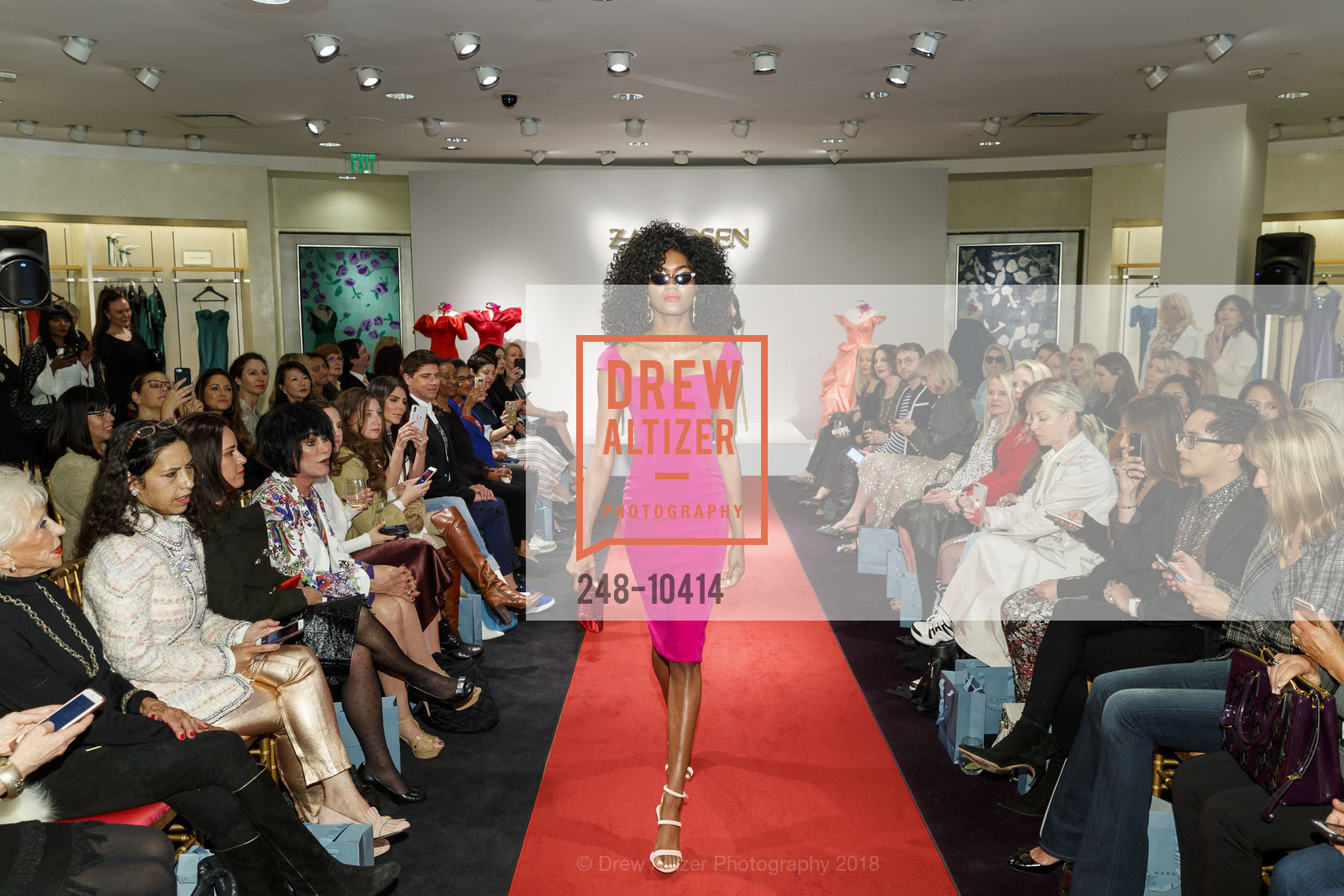 Fashion Show, Neiman Marcus Hosts Zac Posen and Ken Downing Personal Appearance and Fashion Show, Neiman Marcus, 3rd Floor. 150 Stockton Street, April 12th, 2018,Drew Altizer, Drew Altizer Photography, full-service agency, private events, San Francisco photographer, photographer california