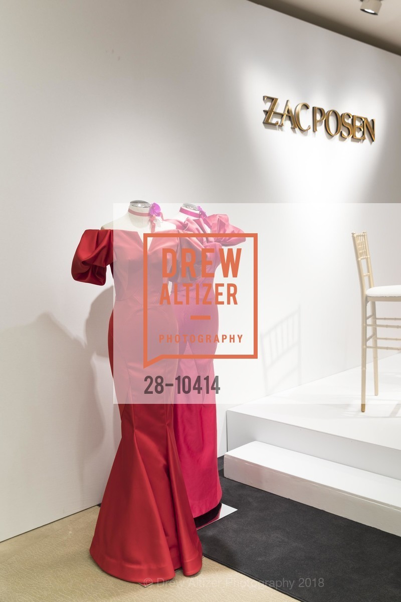 Atmosphere, Neiman Marcus Hosts Zac Posen and Ken Downing Personal Appearance and Fashion Show, Neiman Marcus, 3rd Floor. 150 Stockton Street, April 12th, 2018,Drew Altizer, Drew Altizer Photography, full-service agency, private events, San Francisco photographer, photographer california