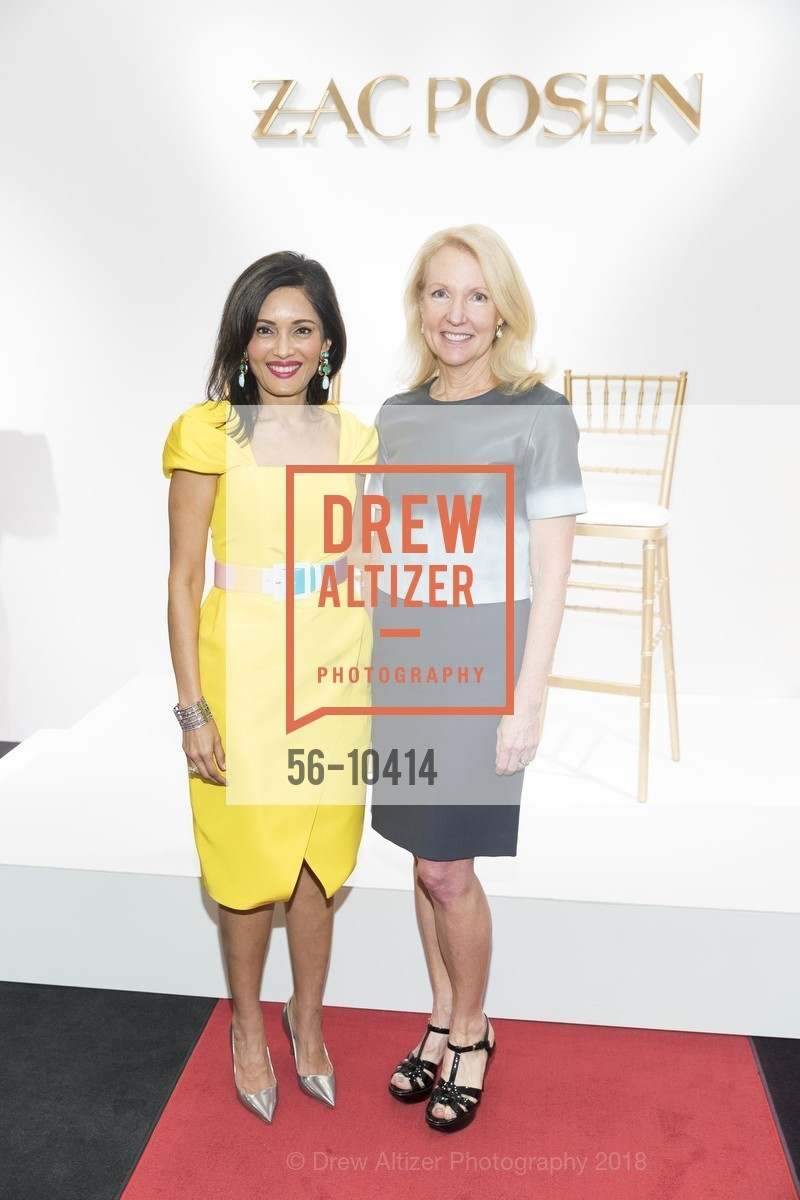 Komal Shah, Ann Girard, Neiman Marcus Hosts Zac Posen and Ken Downing Personal Appearance and Fashion Show, Neiman Marcus, 3rd Floor. 150 Stockton Street, April 12th, 2018,Drew Altizer, Drew Altizer Photography, full-service agency, private events, San Francisco photographer, photographer california