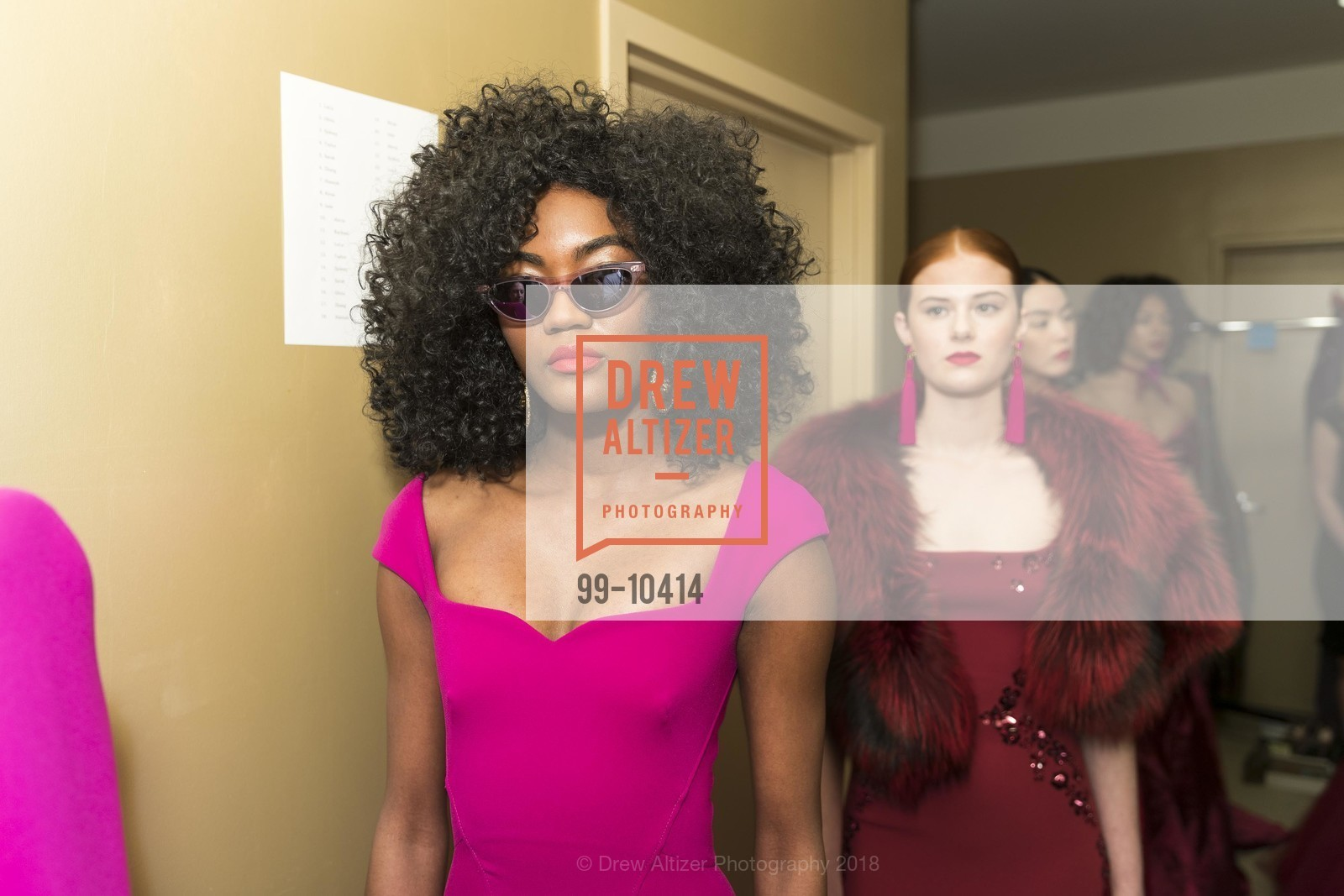 Models, Neiman Marcus Hosts Zac Posen and Ken Downing Personal Appearance and Fashion Show, Neiman Marcus, 3rd Floor. 150 Stockton Street, April 12th, 2018