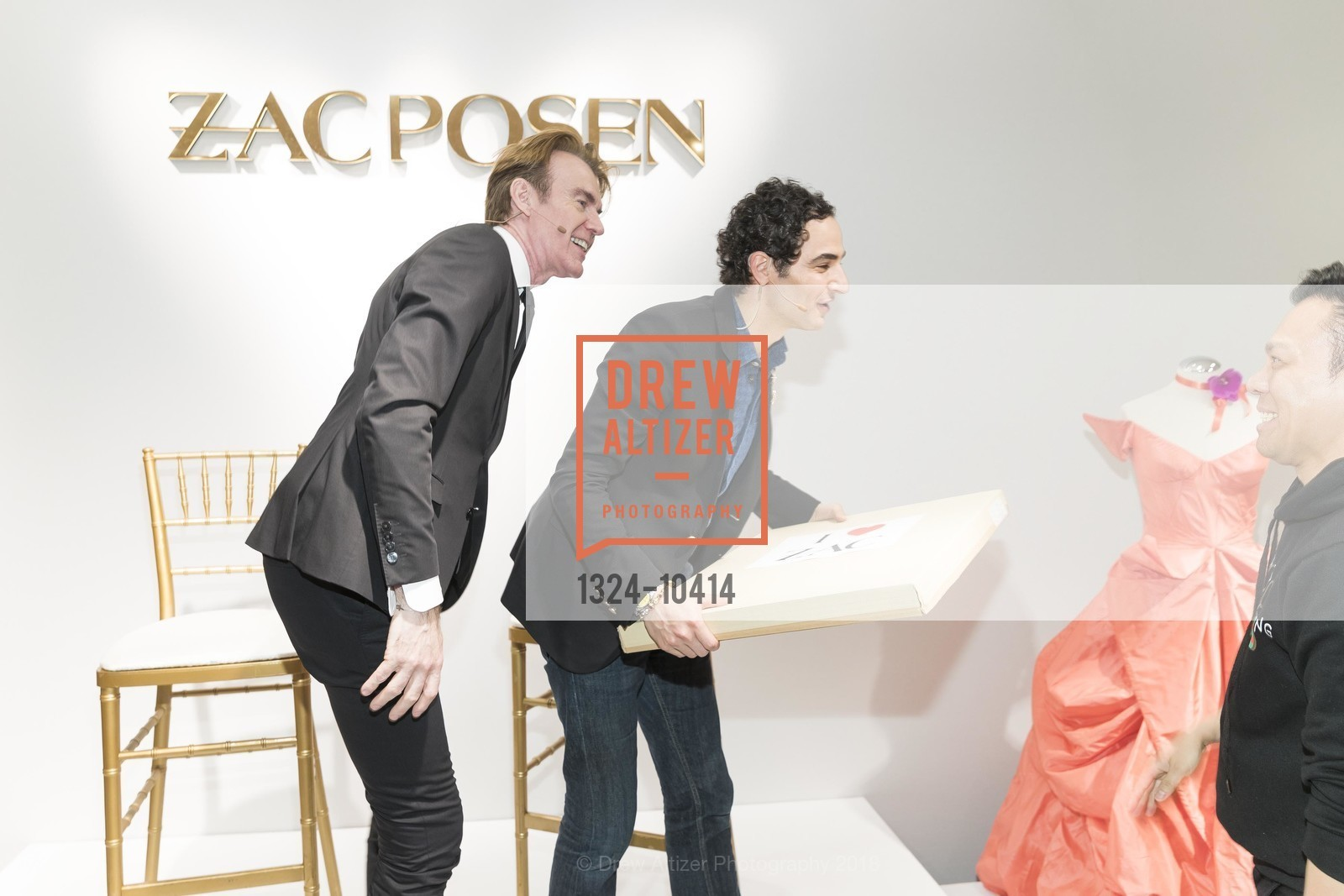 Ken Downing, Zac Posen, Photo #1324-10414