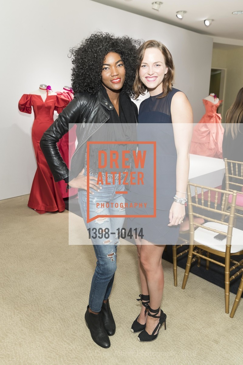 Sydney Reed, Caroline Rooney Serrano, Neiman Marcus Hosts Zac Posen and Ken Downing Personal Appearance and Fashion Show, Neiman Marcus, 3rd Floor. 150 Stockton Street, April 12th, 2018