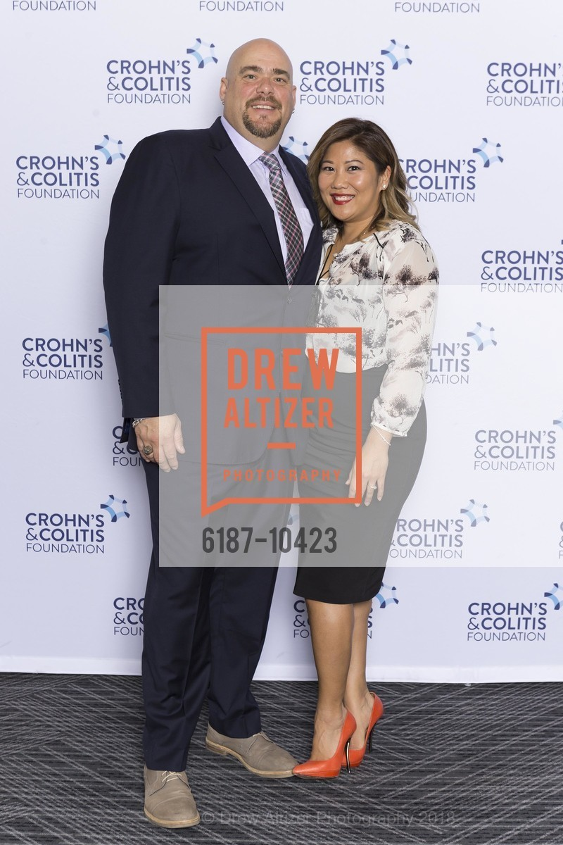 Erik Hopfinger, Marina Hopfinger, Crohn's and Colitis Foundation California Wine Classic 2018, Ritz Carlton Hotel. 600 Stockton Street, April 14th, 2018,Drew Altizer, Drew Altizer Photography, full-service agency, private events, San Francisco photographer, photographer california