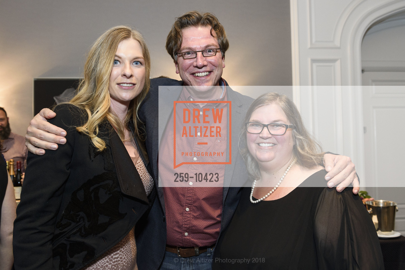 Melanie Kleinschek, Laurens Kruidenier, Harriet Patterson, Photo #259-10423