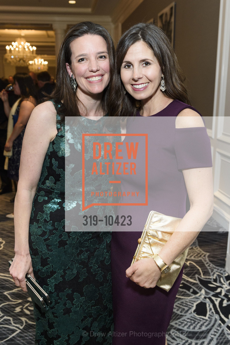 Kate Bowman, Kimberly Murphy, Crohn's and Colitis Foundation California Wine Classic 2018, Ritz Carlton Hotel. 600 Stockton Street, April 14th, 2018