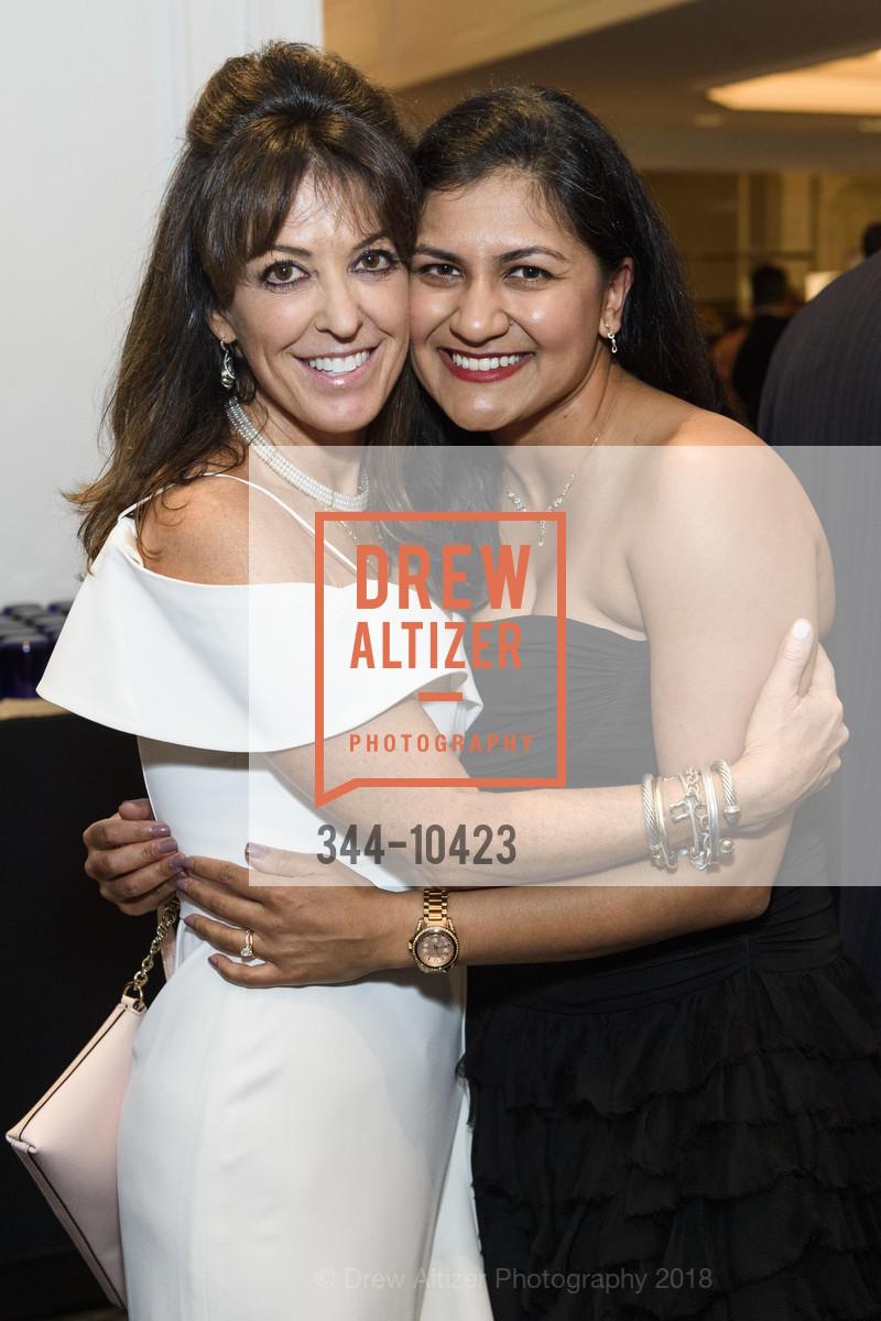 Sarah Streett, Aarti Rao, Crohn's and Colitis Foundation California Wine Classic 2018, Ritz Carlton Hotel. 600 Stockton Street, April 14th, 2018
