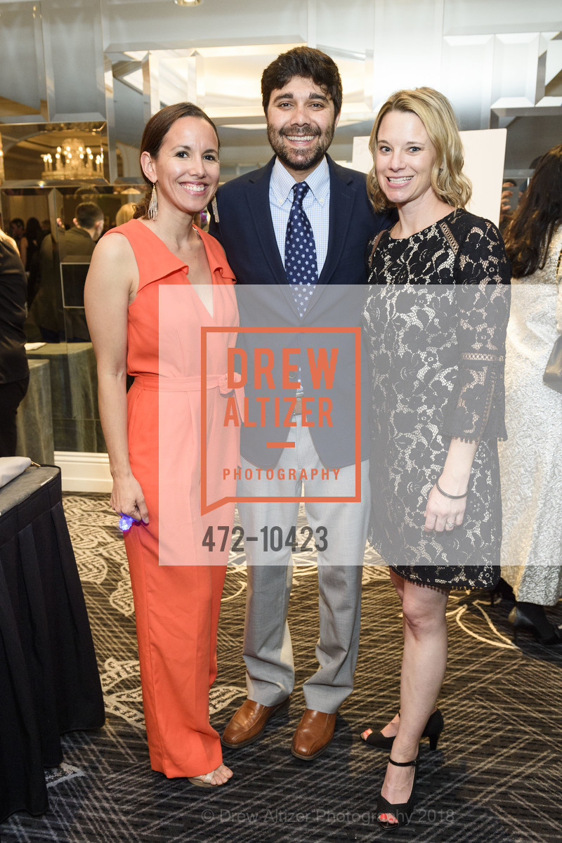 Amy Rodriguez Bolar, Omar Garriott, Beth Garriott, Crohn's and Colitis Foundation California Wine Classic 2018, Ritz Carlton Hotel. 600 Stockton Street, April 14th, 2018,Drew Altizer, Drew Altizer Photography, full-service agency, private events, San Francisco photographer, photographer california