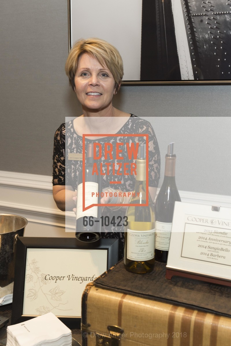 Jeri Cooper Swift, Crohn's and Colitis Foundation California Wine Classic 2018, Ritz Carlton Hotel. 600 Stockton Street, April 14th, 2018