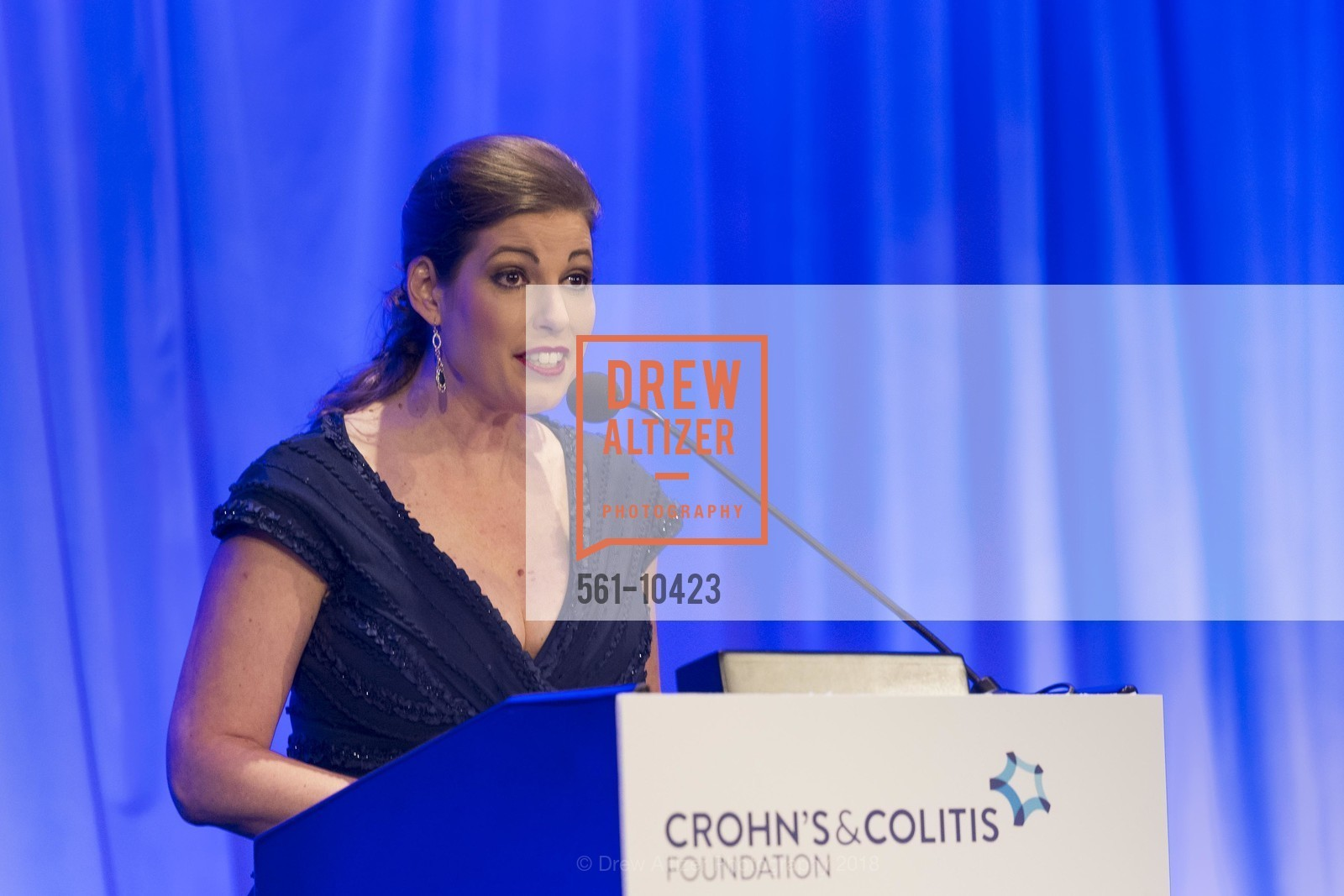 Marina Jurica, Crohn's and Colitis Foundation California Wine Classic 2018, Ritz Carlton Hotel. 600 Stockton Street, April 14th, 2018