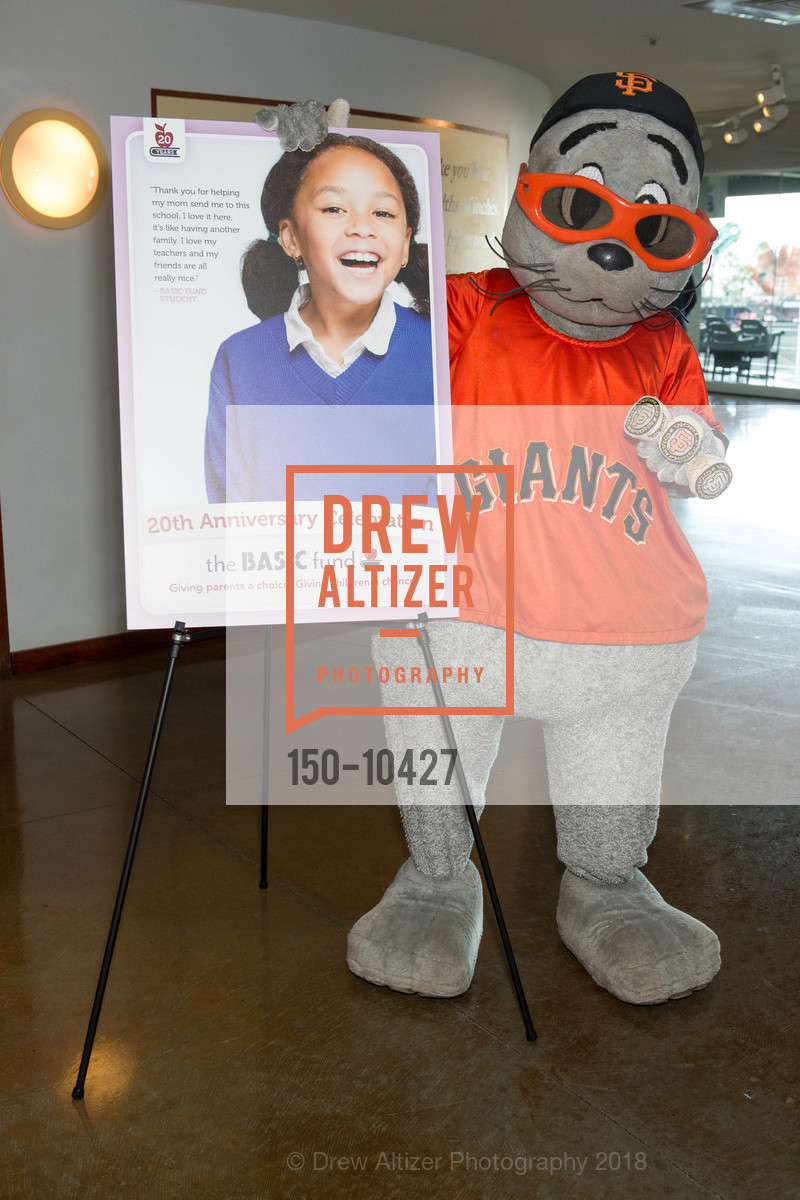 Atmosphere, The BASIC Fund 20th Anniversary Celebration, AT&T Park, Club Level, April 12th, 2018,Drew Altizer, Drew Altizer Photography, full-service agency, private events, San Francisco photographer, photographer california