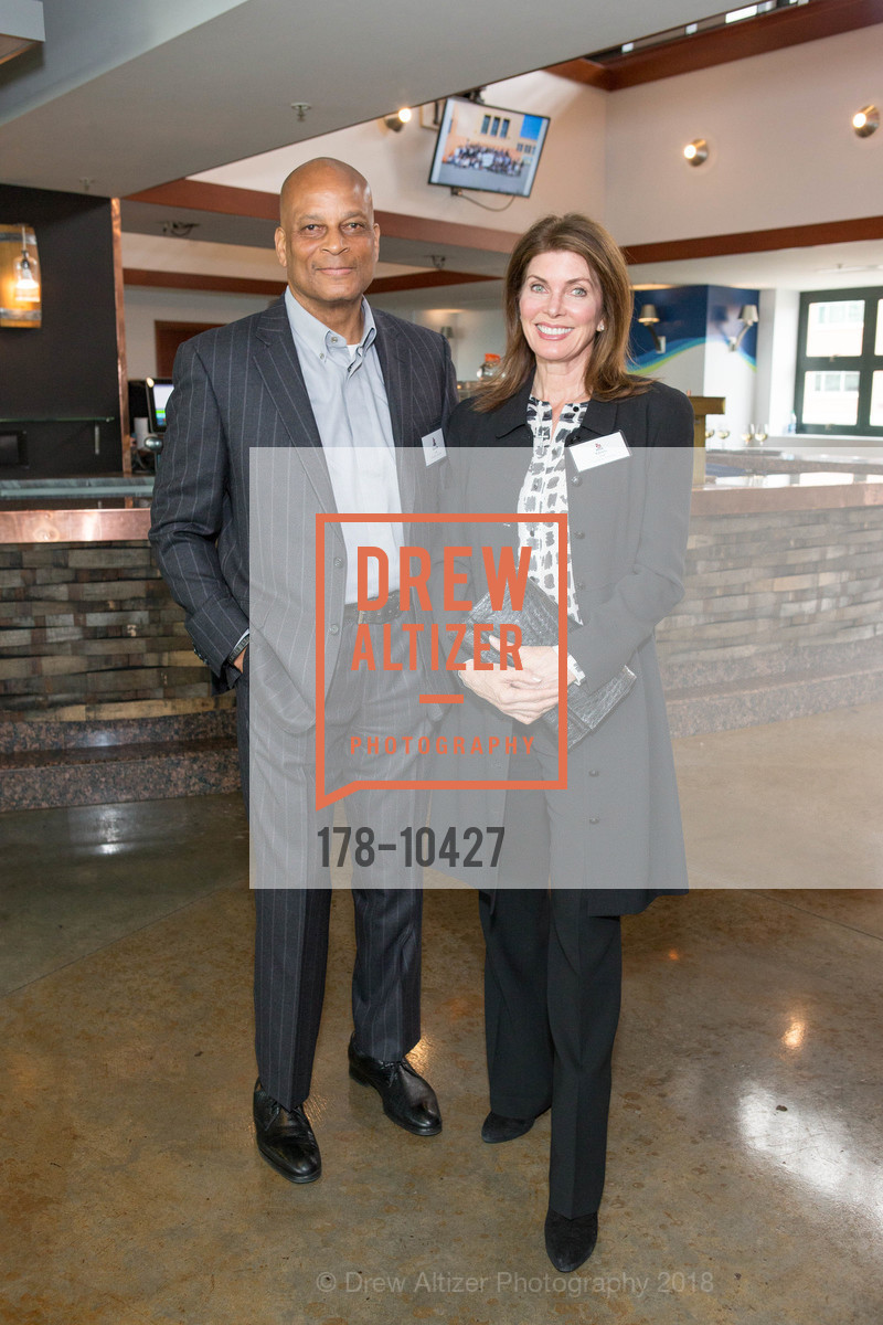 Ronnie Lott, Karen Lott, The BASIC Fund 20th Anniversary Celebration, AT&T Park, Club Level, April 12th, 2018,Drew Altizer, Drew Altizer Photography, full-service agency, private events, San Francisco photographer, photographer california