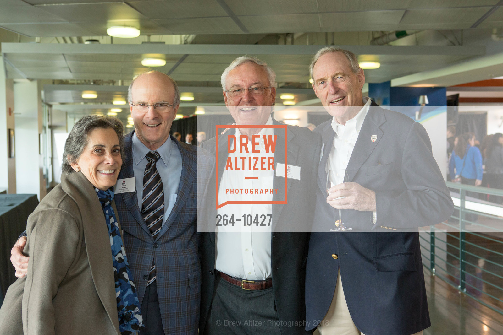 Bobbie Wilsey, Mike Wilsey, Bill Morris, Ned Spieker, The BASIC Fund 20th Anniversary Celebration, AT&T Park, Club Level, April 12th, 2018,Drew Altizer, Drew Altizer Photography, full-service agency, private events, San Francisco photographer, photographer california