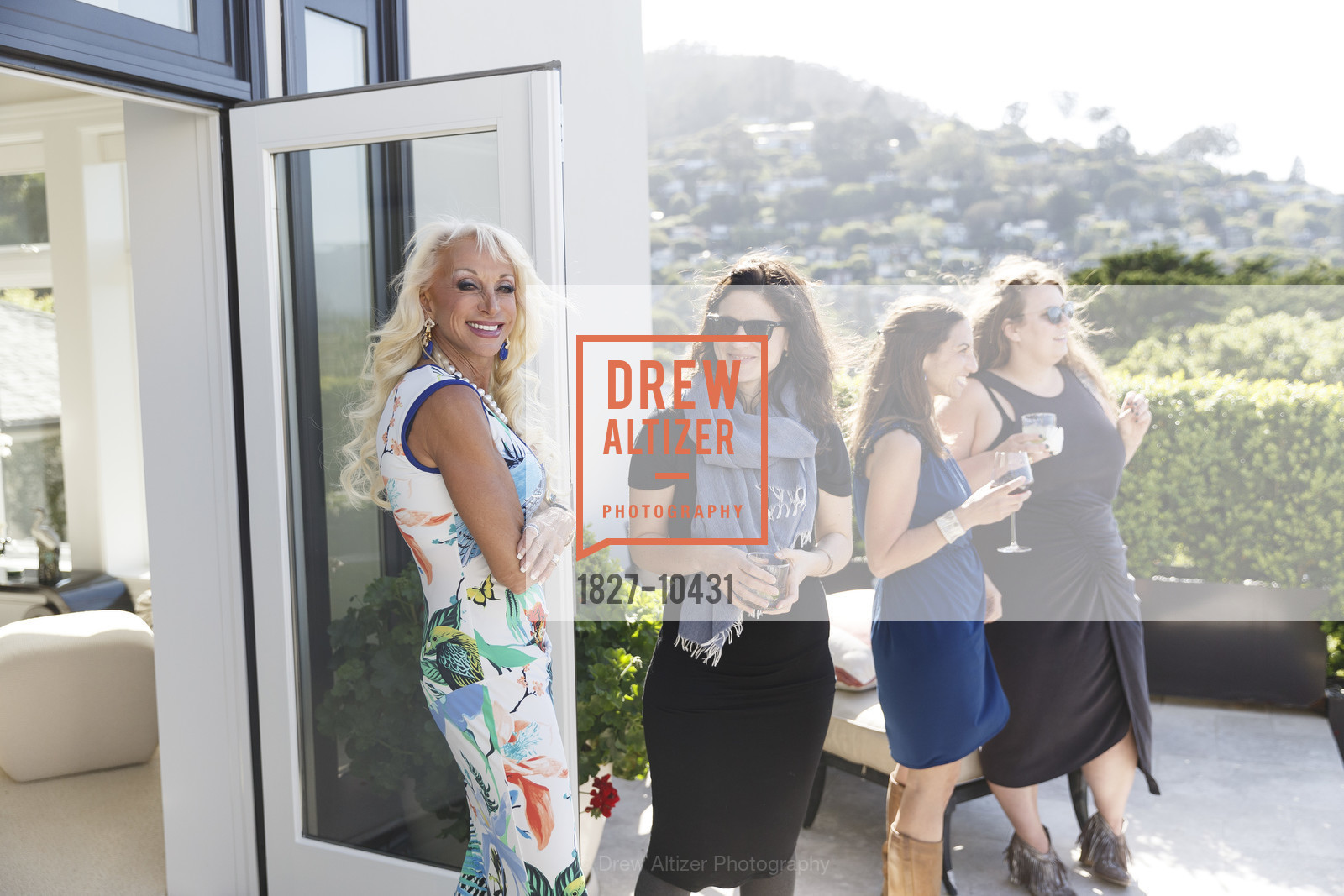 Daru Kawalkowski, Liz and Dan's Engagement Party, Private Residence, April 14th, 2018,Drew Altizer, Drew Altizer Photography, full-service agency, private events, San Francisco photographer, photographer california