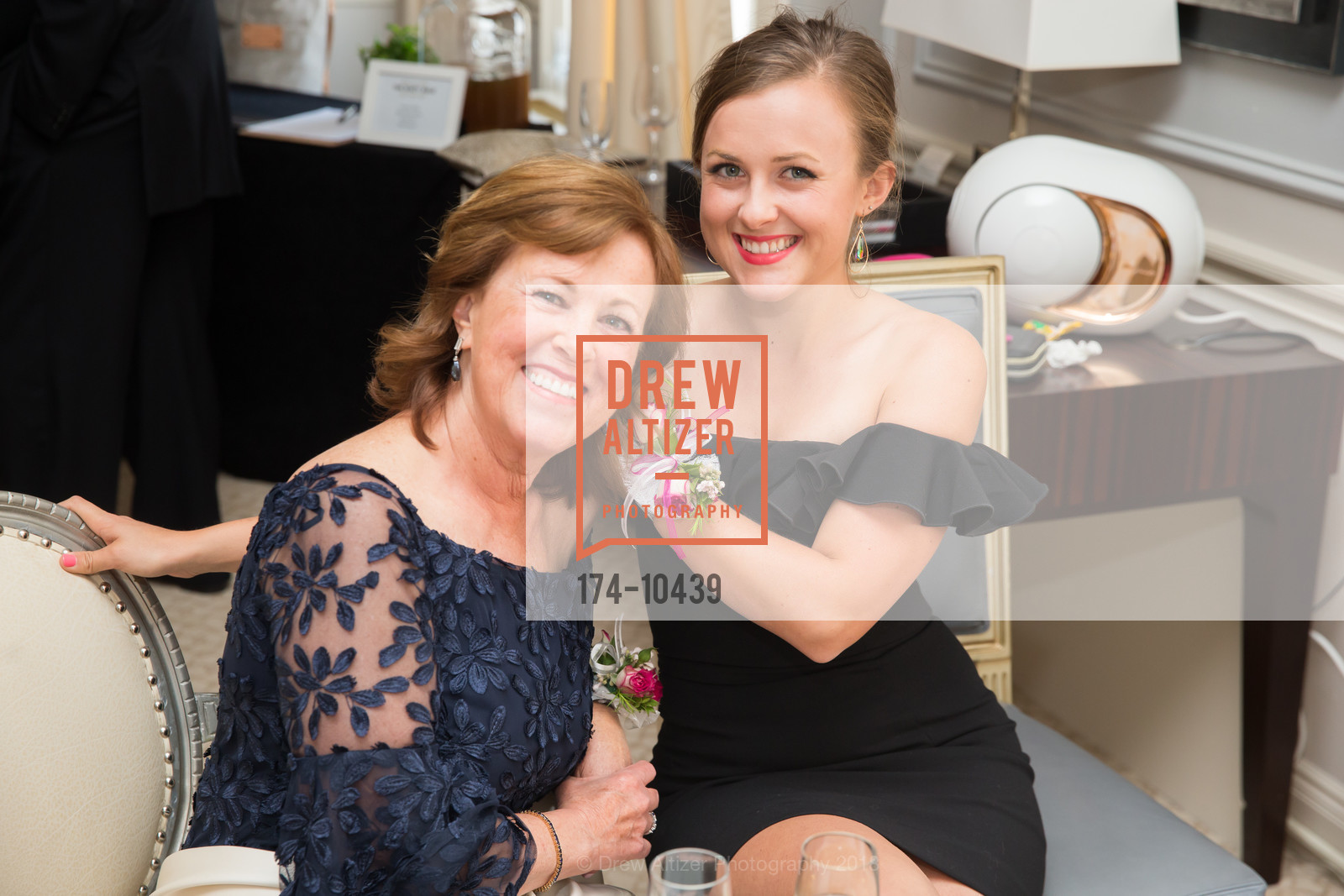 Laura Gambel, Ella Gambel, UCSF Partners in Care Soiree 2018, The Fairmont Nob Hill, April 14th, 2018,Drew Altizer, Drew Altizer Photography, full-service agency, private events, San Francisco photographer, photographer california