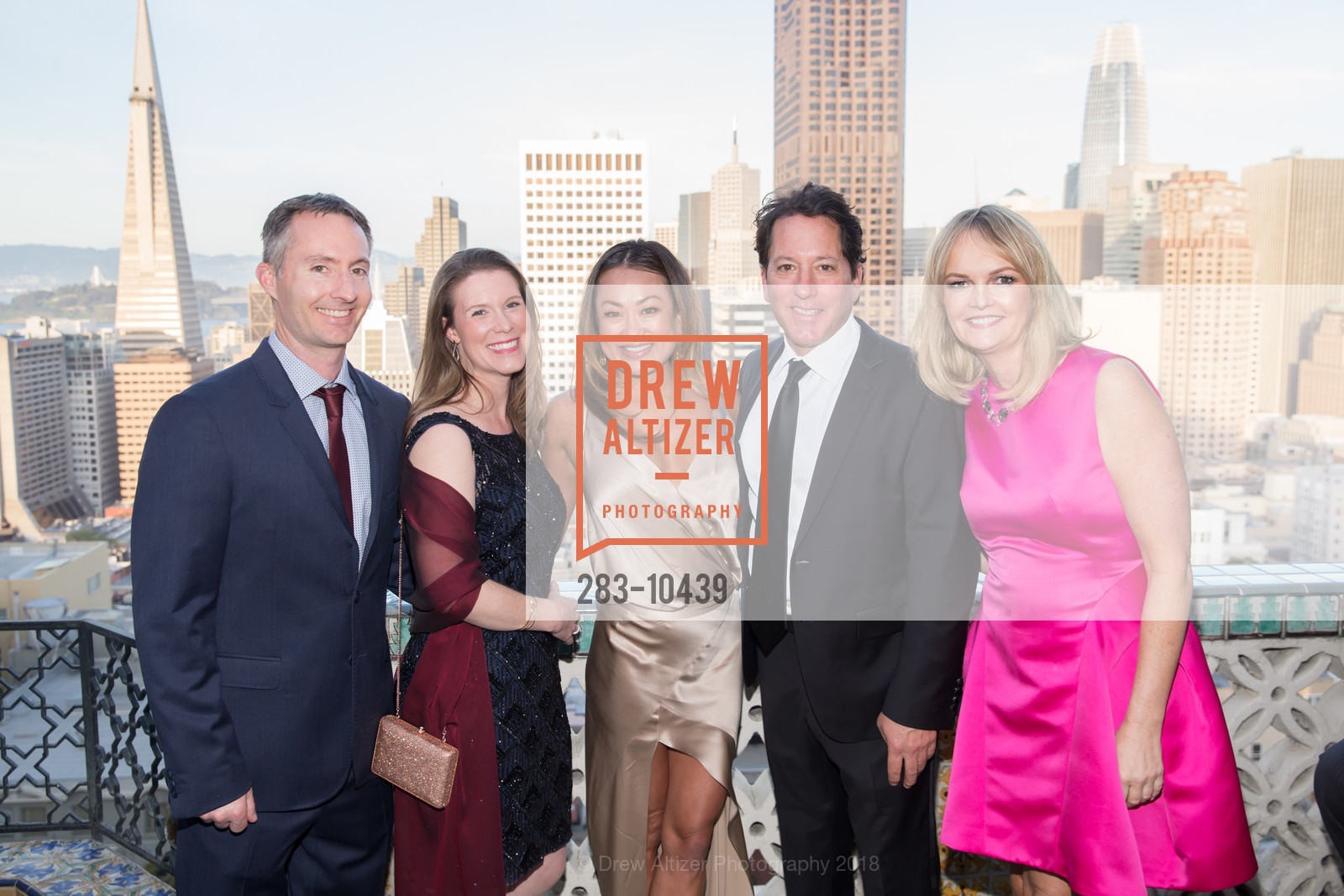 Jeremy Joslin, Kelly Joslin, Lucy Wu, Stephen Mark, Sarah Lewis, UCSF Partners in Care Soiree 2018, The Fairmont Nob Hill, April 14th, 2018,Drew Altizer, Drew Altizer Photography, full-service agency, private events, San Francisco photographer, photographer california