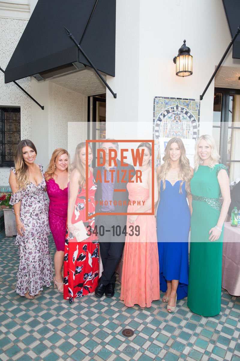 Brianna Haag, Colleen Crush, Whitney Hudak, Hooman Khalili, Kelly Jackson, Lauren Duffy, Kristin Nevius, UCSF Partners in Care Soiree 2018, The Fairmont Nob Hill, April 14th, 2018