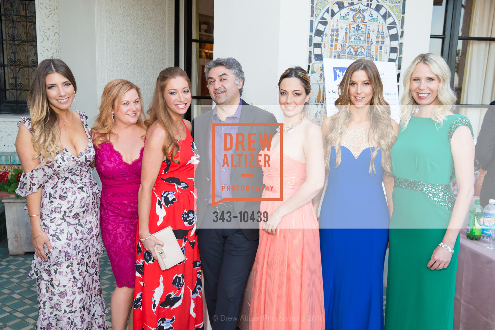 Brianna Haag, Colleen Crush, Whitney Hudak, Hooman Khalili, Kelly Jackson, Lauren Duffy, Kristin Nevius, UCSF Partners in Care Soiree 2018, The Fairmont Nob Hill, April 14th, 2018,Drew Altizer, Drew Altizer Photography, full-service agency, private events, San Francisco photographer, photographer california