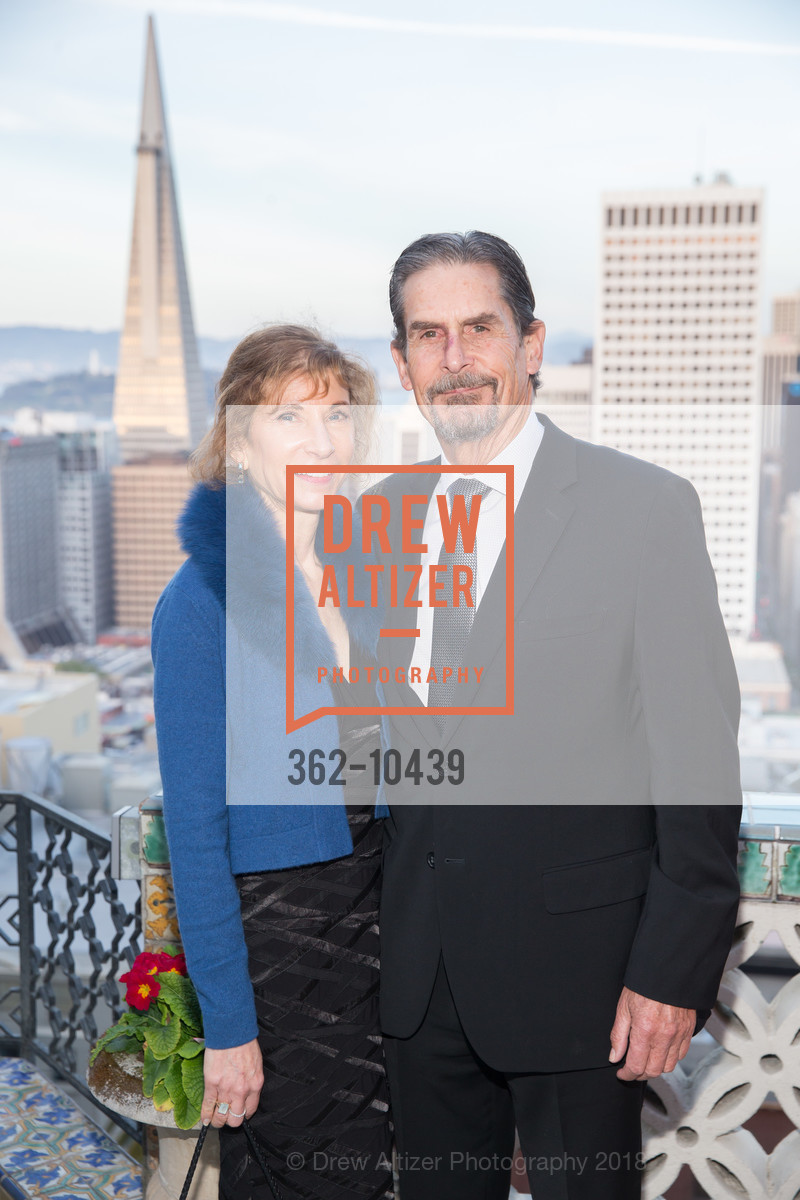 Kathryn Phillips, Gary Grellman, UCSF Partners in Care Soiree 2018, The Fairmont Nob Hill, April 14th, 2018,Drew Altizer, Drew Altizer Photography, full-service agency, private events, San Francisco photographer, photographer california