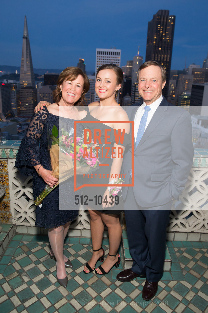 Laura Gambel, Ella Gambel, Adam Gambel, UCSF Partners in Care Soiree 2018, The Fairmont Nob Hill, April 14th, 2018,Drew Altizer, Drew Altizer Photography, full-service agency, private events, San Francisco photographer, photographer california