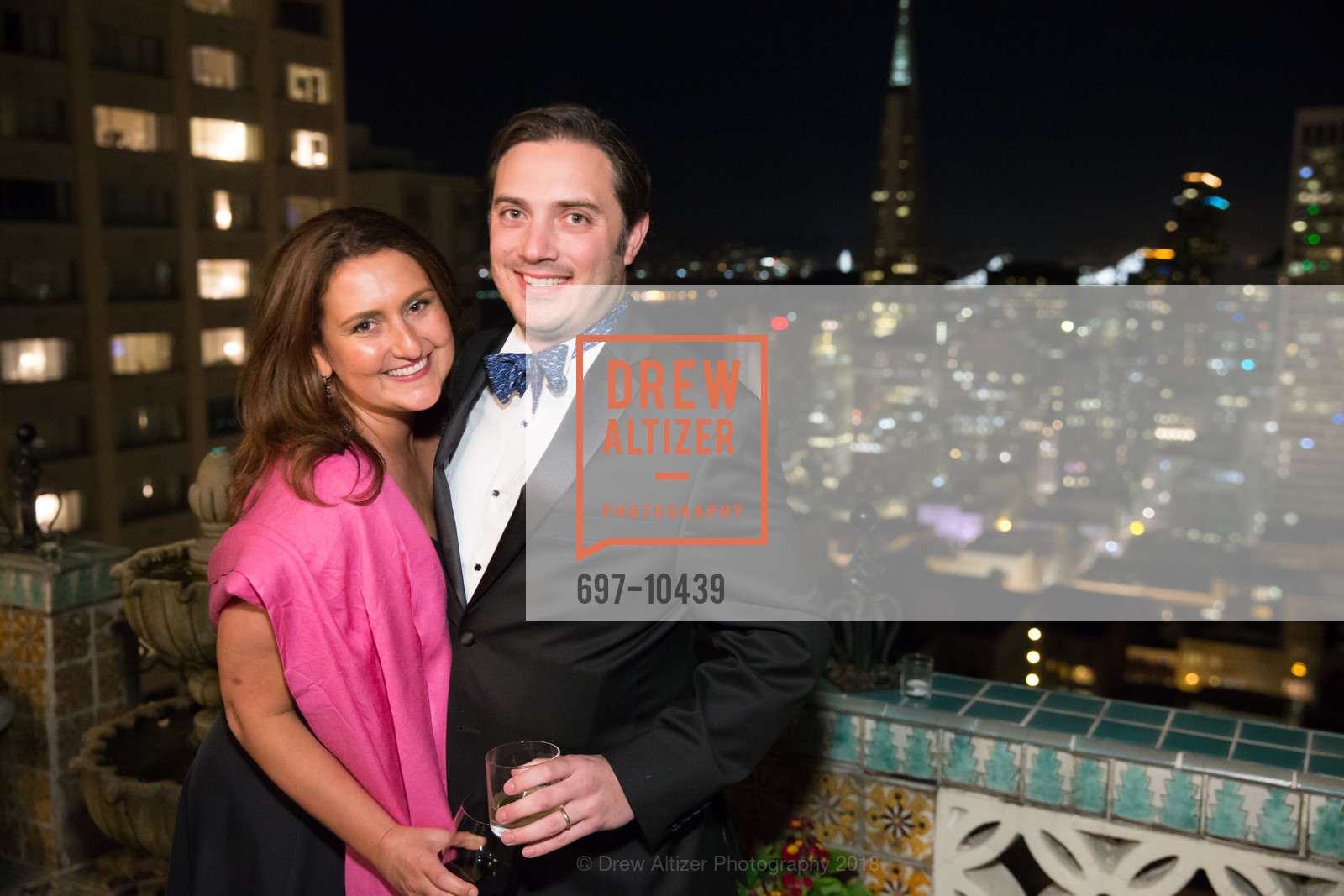 Jenny Green, Ryan Green, UCSF Partners in Care Soiree 2018, The Fairmont Nob Hill, April 14th, 2018,Drew Altizer, Drew Altizer Photography, full-service agency, private events, San Francisco photographer, photographer california