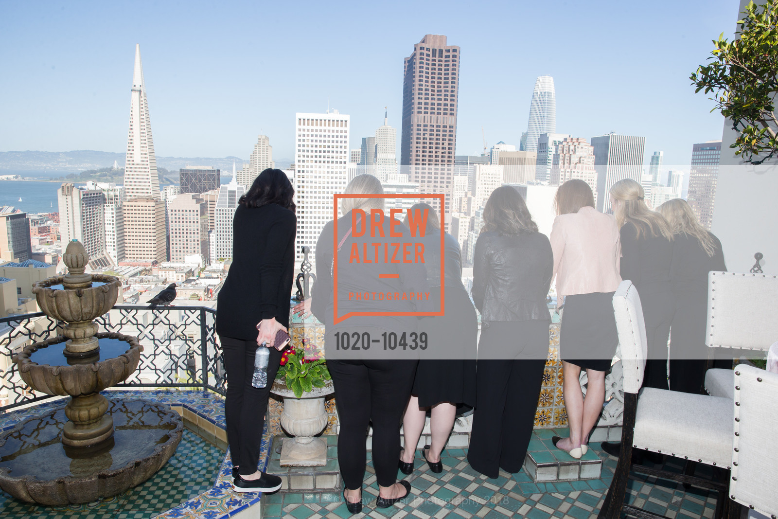 Atmosphere, UCSF Partners in Care Soiree 2018, The Fairmont Nob Hill, April 14th, 2018