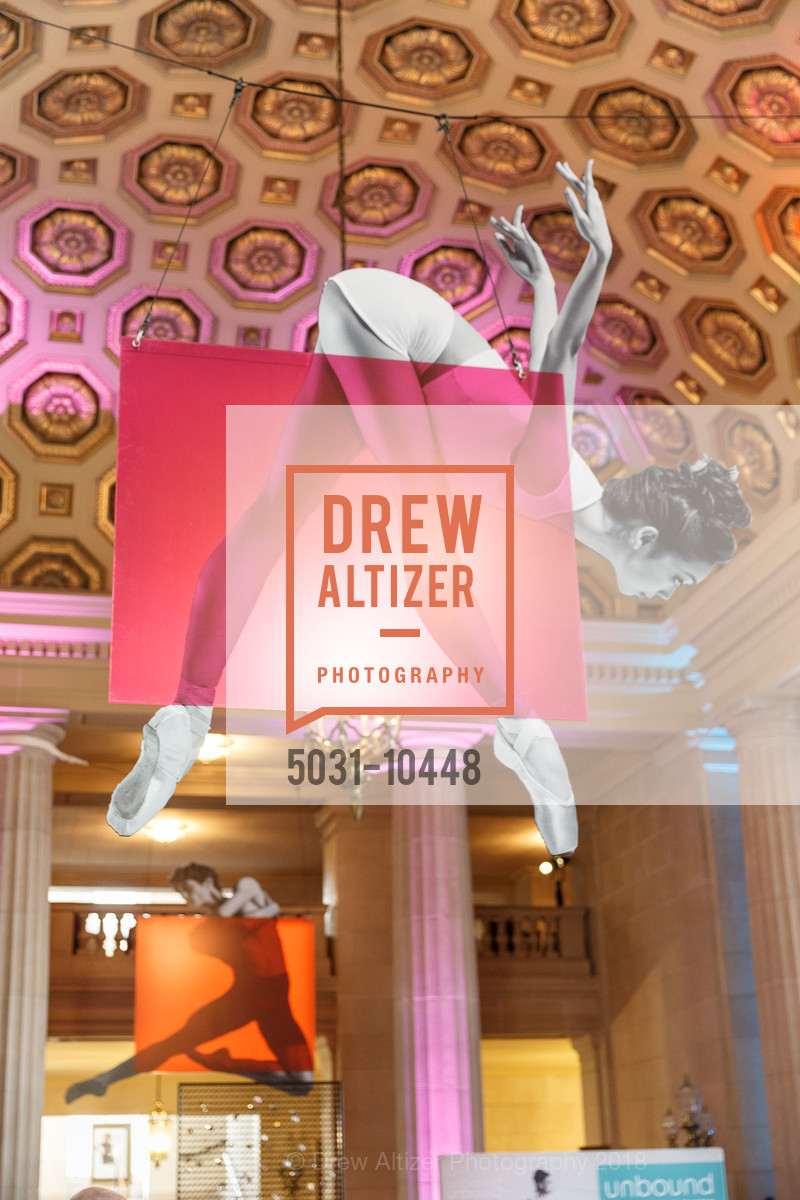 Atmosphere, SF Ballet's Stage Dinner 2018 - Unbound: A Festival of New Works, War Memorial Opera House. 301 Van Ness, April 16th, 2018,Drew Altizer, Drew Altizer Photography, full-service agency, private events, San Francisco photographer, photographer california