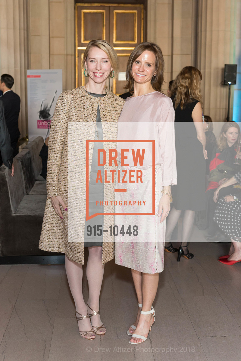Carrie Gaiser Casey, Anne-Marie Peterson, SF Ballet's Stage Dinner 2018 - Unbound: A Festival of New Works, War Memorial Opera House. 301 Van Ness, April 16th, 2018,Drew Altizer, Drew Altizer Photography, full-service agency, private events, San Francisco photographer, photographer california