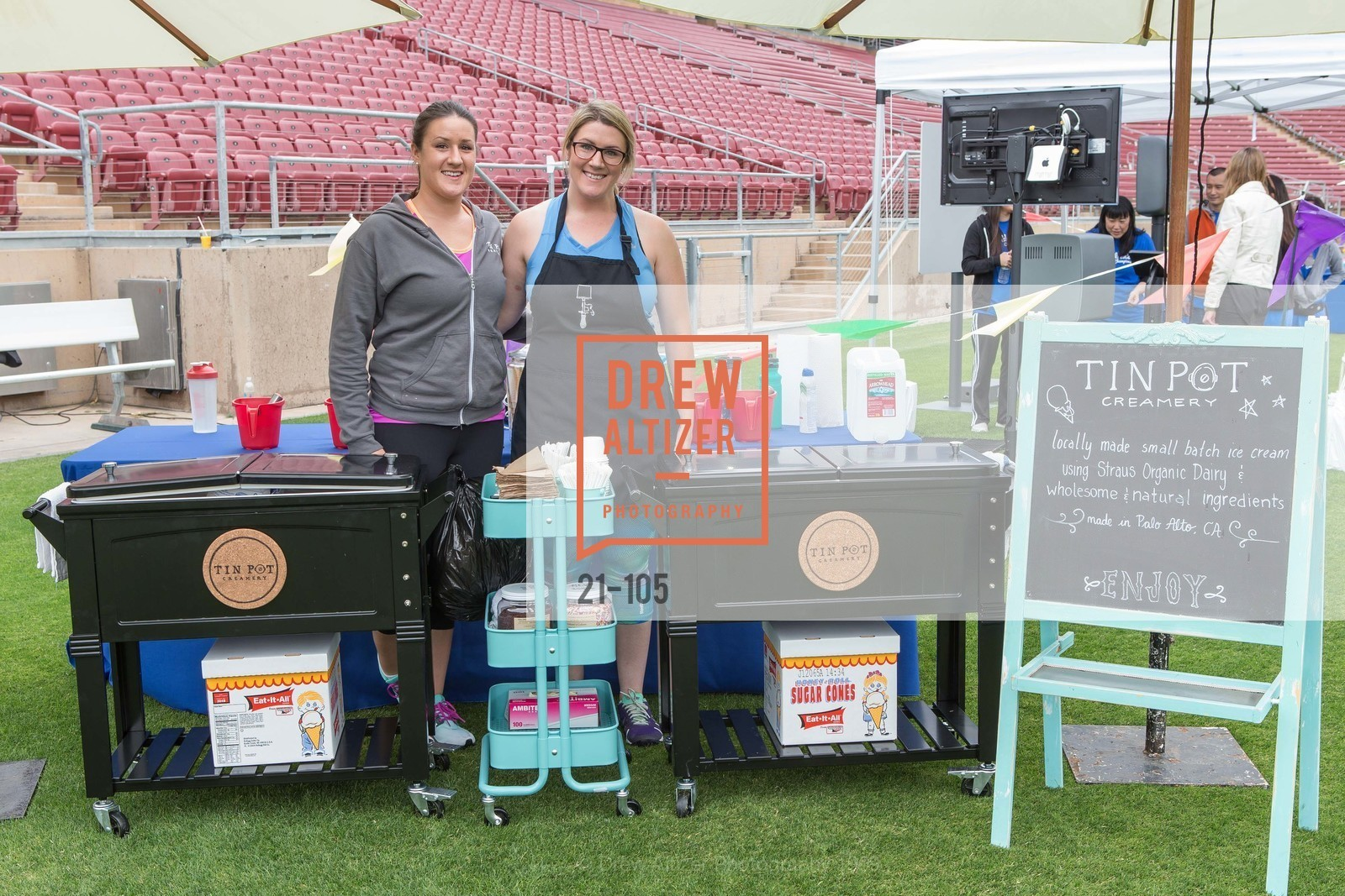 Tin Pot Creamery, Children's Champions, Stanford Stadium. 601 Nelson Rd, May 16th, 2015,Drew Altizer, Drew Altizer Photography, full-service agency, private events, San Francisco photographer, photographer california