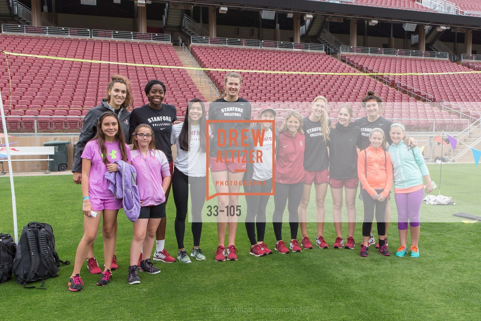 Stanford Women's Vollyball Team, Children's Champions, Stanford Stadium. 601 Nelson Rd, May 16th, 2015,Drew Altizer, Drew Altizer Photography, full-service agency, private events, San Francisco photographer, photographer california