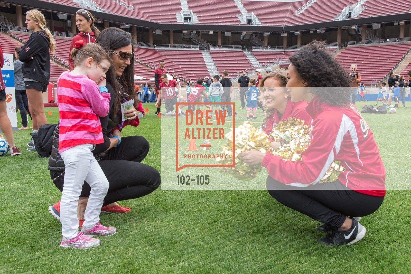 Ashley Clugage, Kelley Clugage, Children's Champions, Stanford Stadium. 	601 Nelson Rd, May 16th, 2015,Drew Altizer, Drew Altizer Photography, full-service agency, private events, San Francisco photographer, photographer california