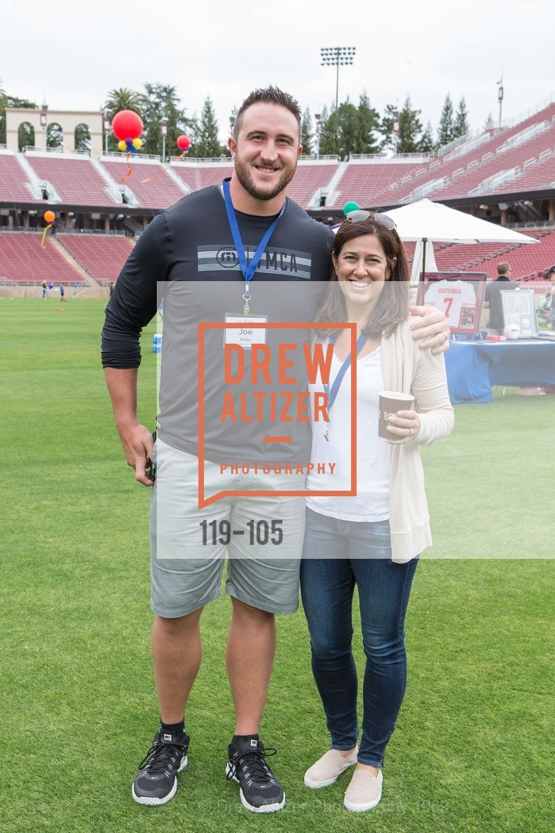 Joe Staley, Sharon Purcell, Children's Champions, Stanford Stadium. 	601 Nelson Rd, May 16th, 2015,Drew Altizer, Drew Altizer Photography, full-service agency, private events, San Francisco photographer, photographer california