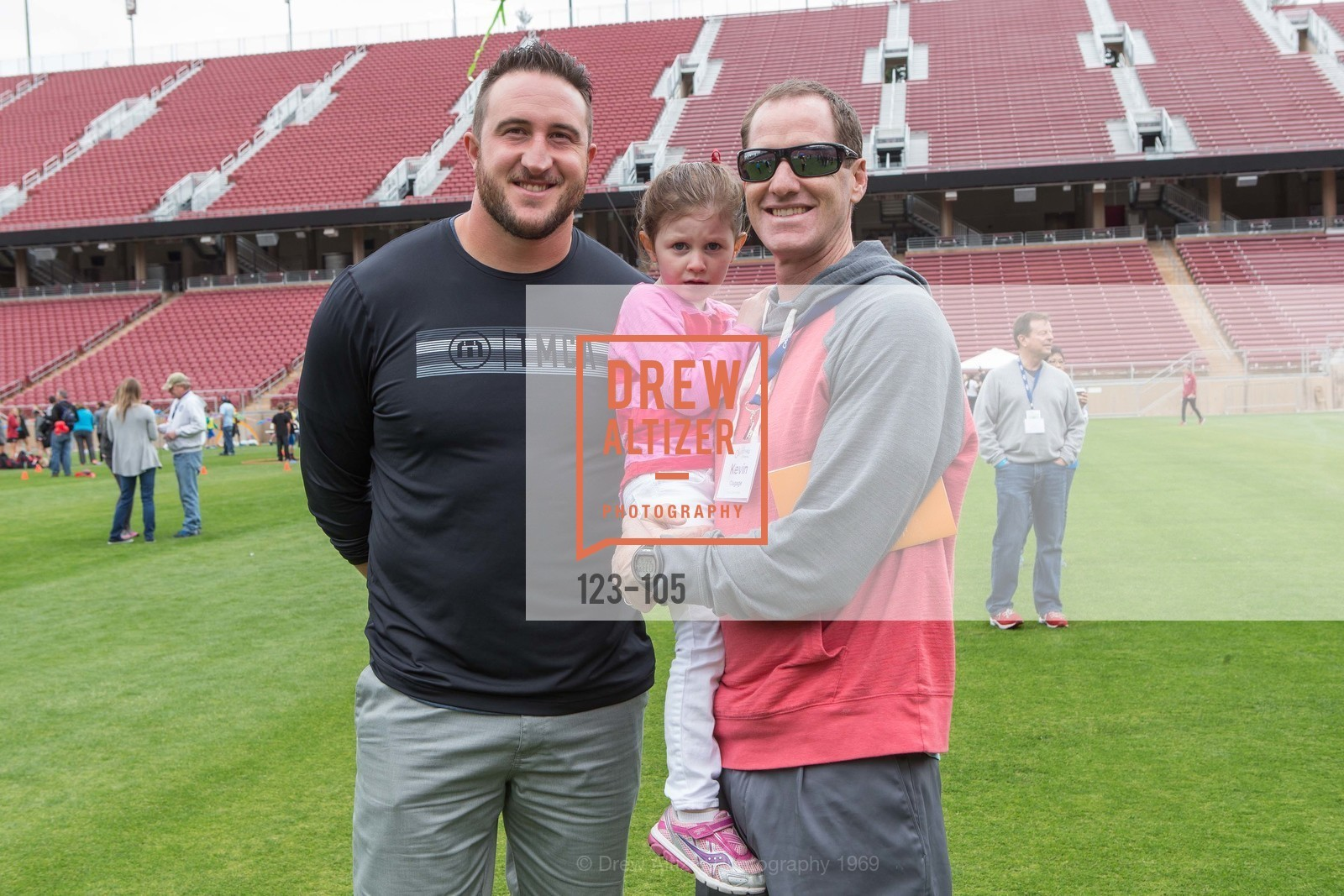 Joe Staley, Ashley Clugage, Kevin Clugage, Children's Champions, Stanford Stadium. 601 Nelson Rd, May 16th, 2015,Drew Altizer, Drew Altizer Photography, full-service agency, private events, San Francisco photographer, photographer california
