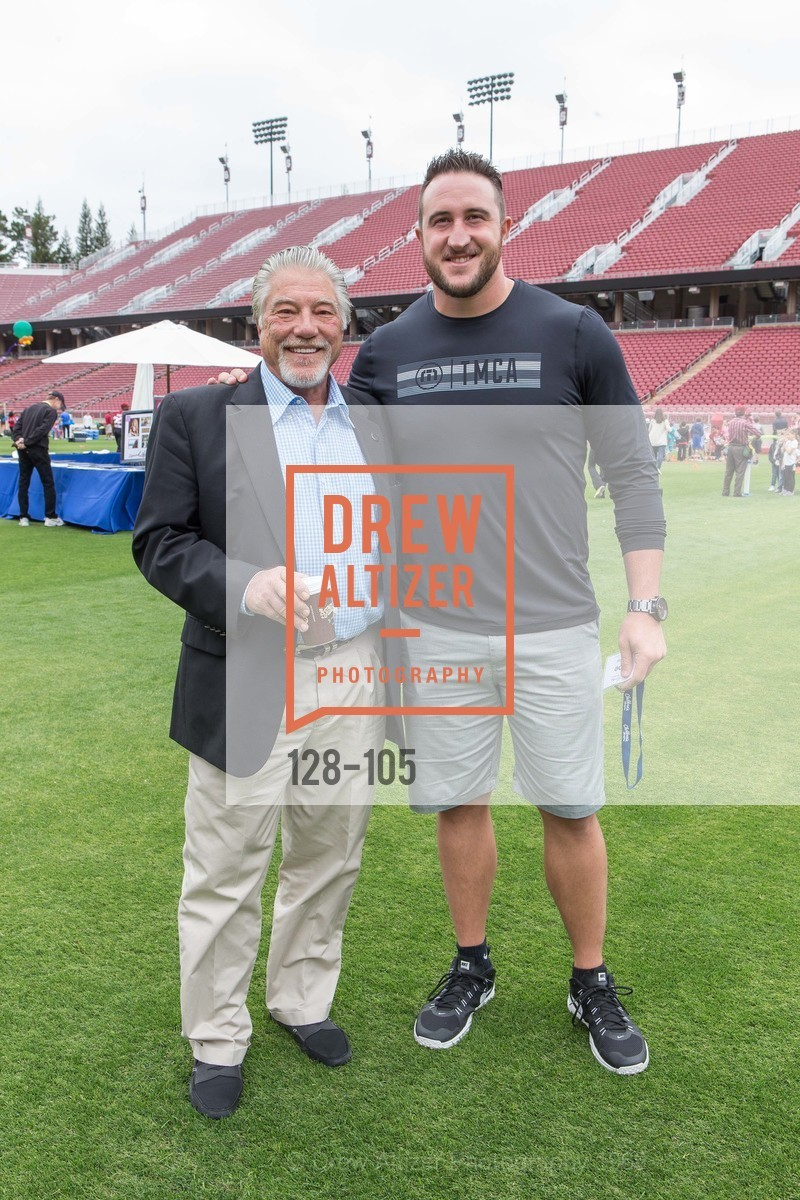 Anthony Savicke, Joe Staley, Children's Champions, Stanford Stadium. 	601 Nelson Rd, May 16th, 2015,Drew Altizer, Drew Altizer Photography, full-service agency, private events, San Francisco photographer, photographer california