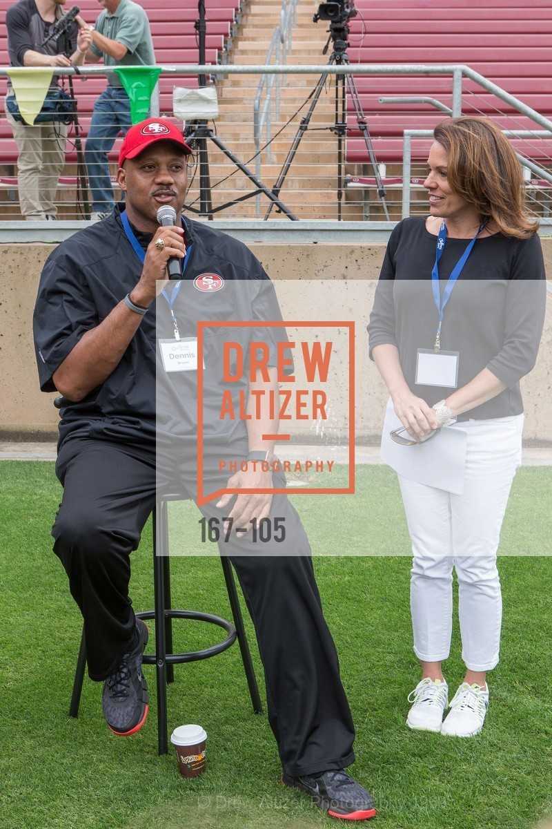 Dennis Brown, Mindi Bach, Children's Champions, Stanford Stadium. 	601 Nelson Rd, May 16th, 2015,Drew Altizer, Drew Altizer Photography, full-service agency, private events, San Francisco photographer, photographer california