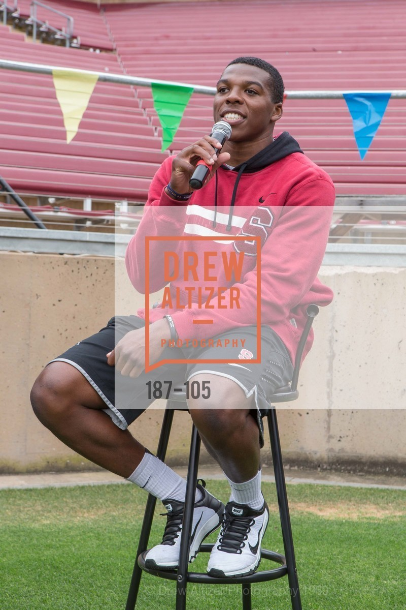 Jordan Richards, Children's Champions, Stanford Stadium. 601 Nelson Rd, May 16th, 2015,Drew Altizer, Drew Altizer Photography, full-service agency, private events, San Francisco photographer, photographer california