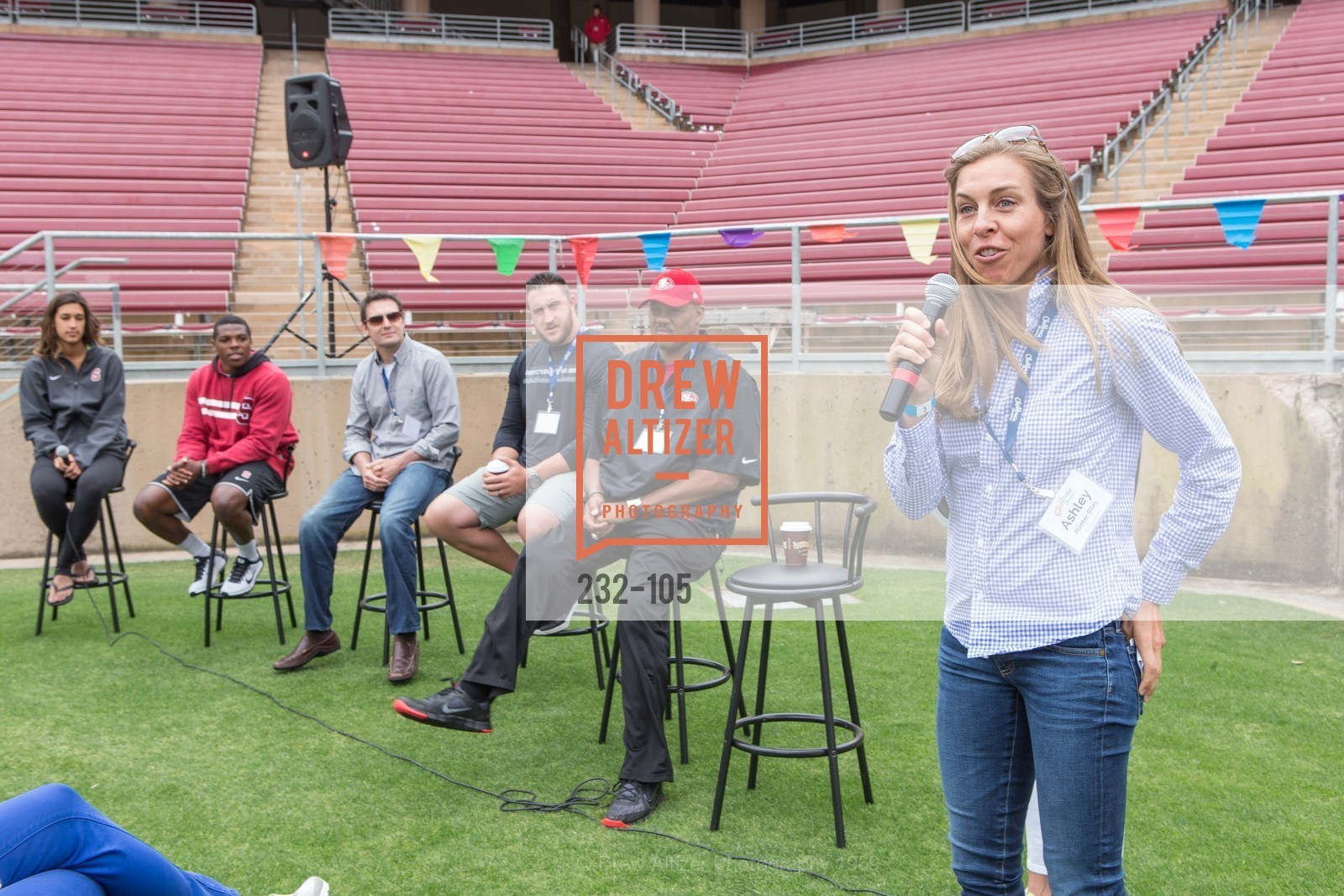 Kailee Johnson, Jordan Richards, Joe Cannon, Joe Staley, Dennis Brown, Ashley Riley, Children's Champions, Stanford Stadium. 	601 Nelson Rd, May 16th, 2015,Drew Altizer, Drew Altizer Photography, full-service agency, private events, San Francisco photographer, photographer california