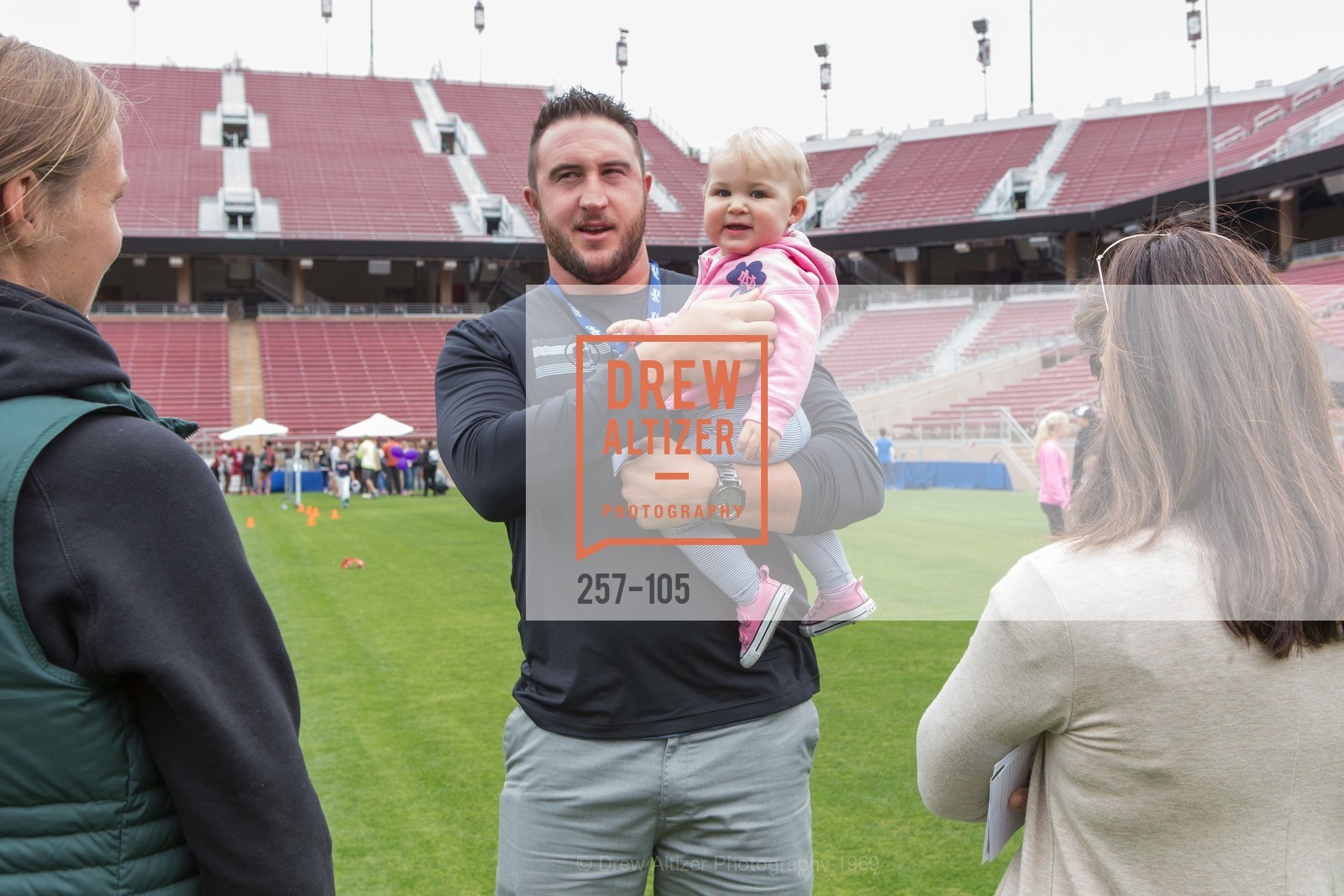 Joe Staley, Children's Champions, Stanford Stadium. 	601 Nelson Rd, May 16th, 2015,Drew Altizer, Drew Altizer Photography, full-service agency, private events, San Francisco photographer, photographer california