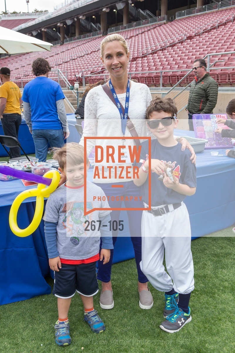 Oliver Carmel, Dana Carmel, Luke Carmel, Children's Champions, Stanford Stadium. 	601 Nelson Rd, May 16th, 2015,Drew Altizer, Drew Altizer Photography, full-service agency, private events, San Francisco photographer, photographer california