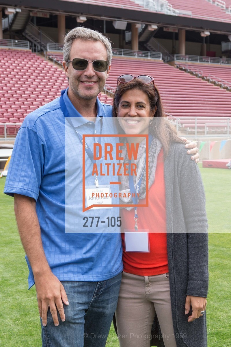 Jonathan Friesel, Staci Friesel, Children's Champions, Stanford Stadium. 601 Nelson Rd, May 16th, 2015,Drew Altizer, Drew Altizer Photography, full-service agency, private events, San Francisco photographer, photographer california