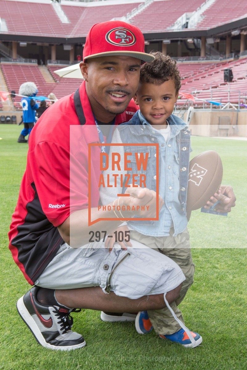 Donald Strickland, Cruz Strickland, Children's Champions, Stanford Stadium. 	601 Nelson Rd, May 16th, 2015,Drew Altizer, Drew Altizer Photography, full-service event agency, private events, San Francisco photographer, photographer California