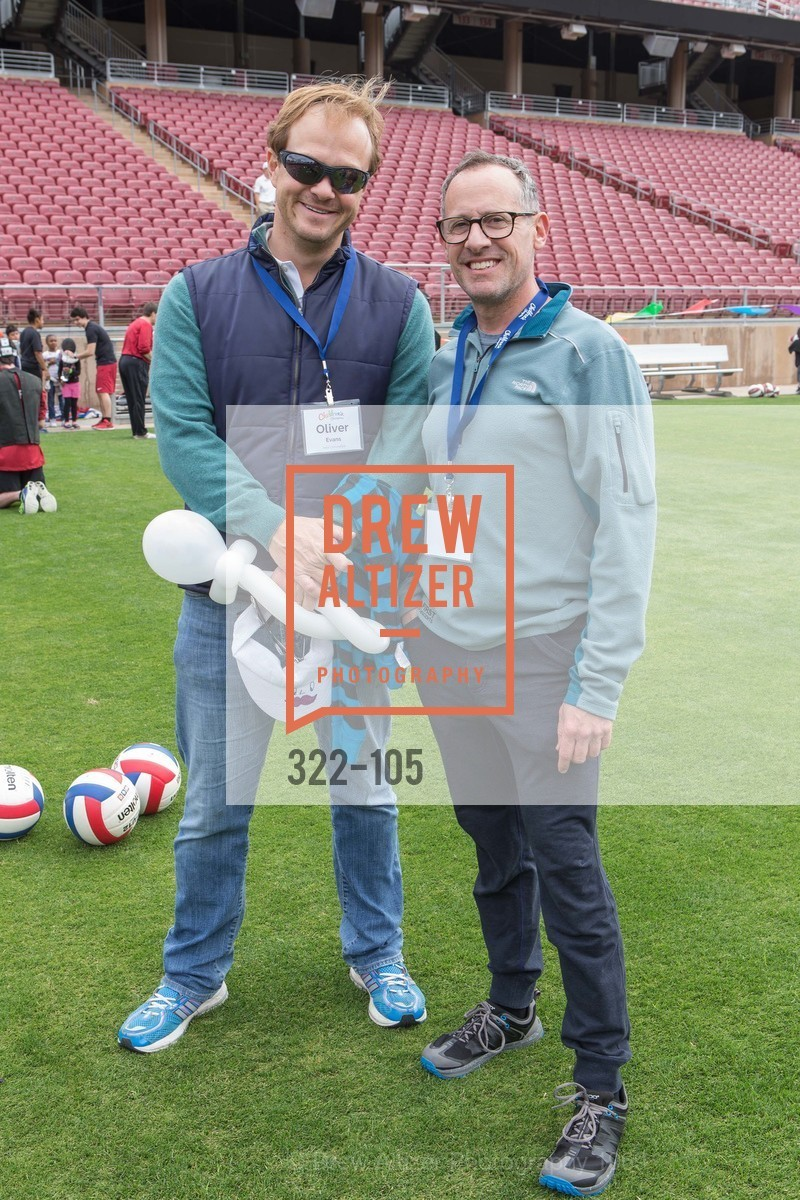 Oliver Evans, Russell Hirsch, Children's Champions, Stanford Stadium. 	601 Nelson Rd, May 16th, 2015,Drew Altizer, Drew Altizer Photography, full-service agency, private events, San Francisco photographer, photographer california