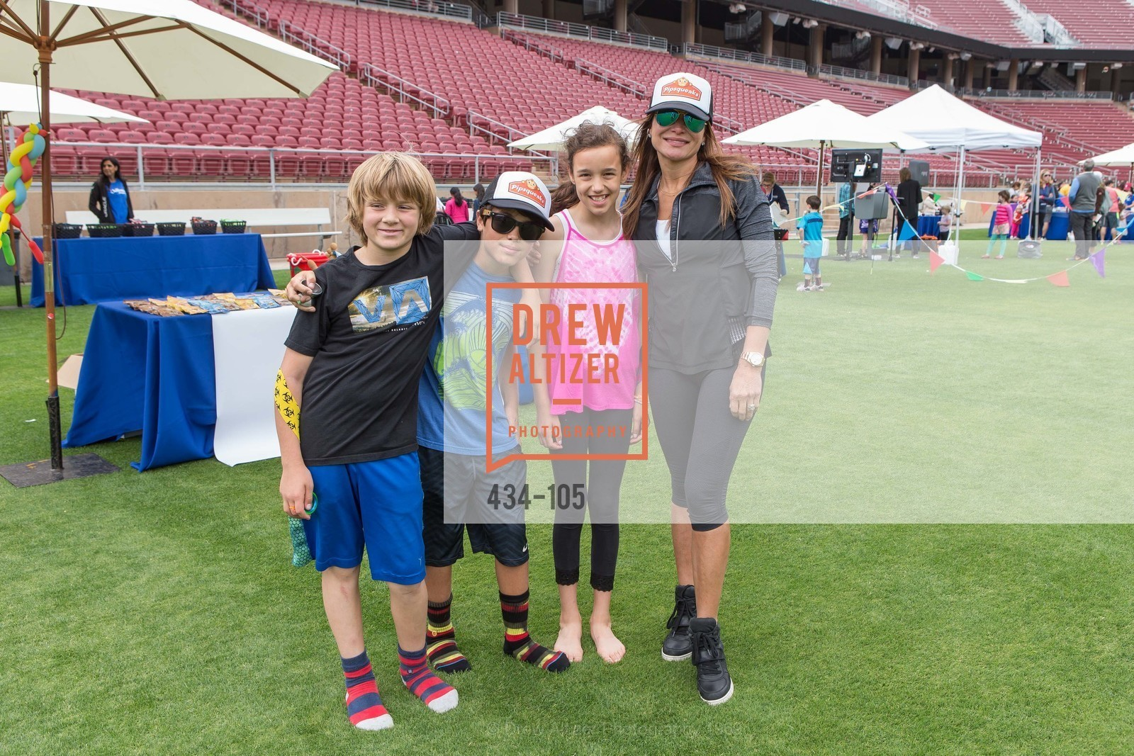 Ross Family, Children's Champions, Stanford Stadium. 	601 Nelson Rd, May 16th, 2015,Drew Altizer, Drew Altizer Photography, full-service agency, private events, San Francisco photographer, photographer california