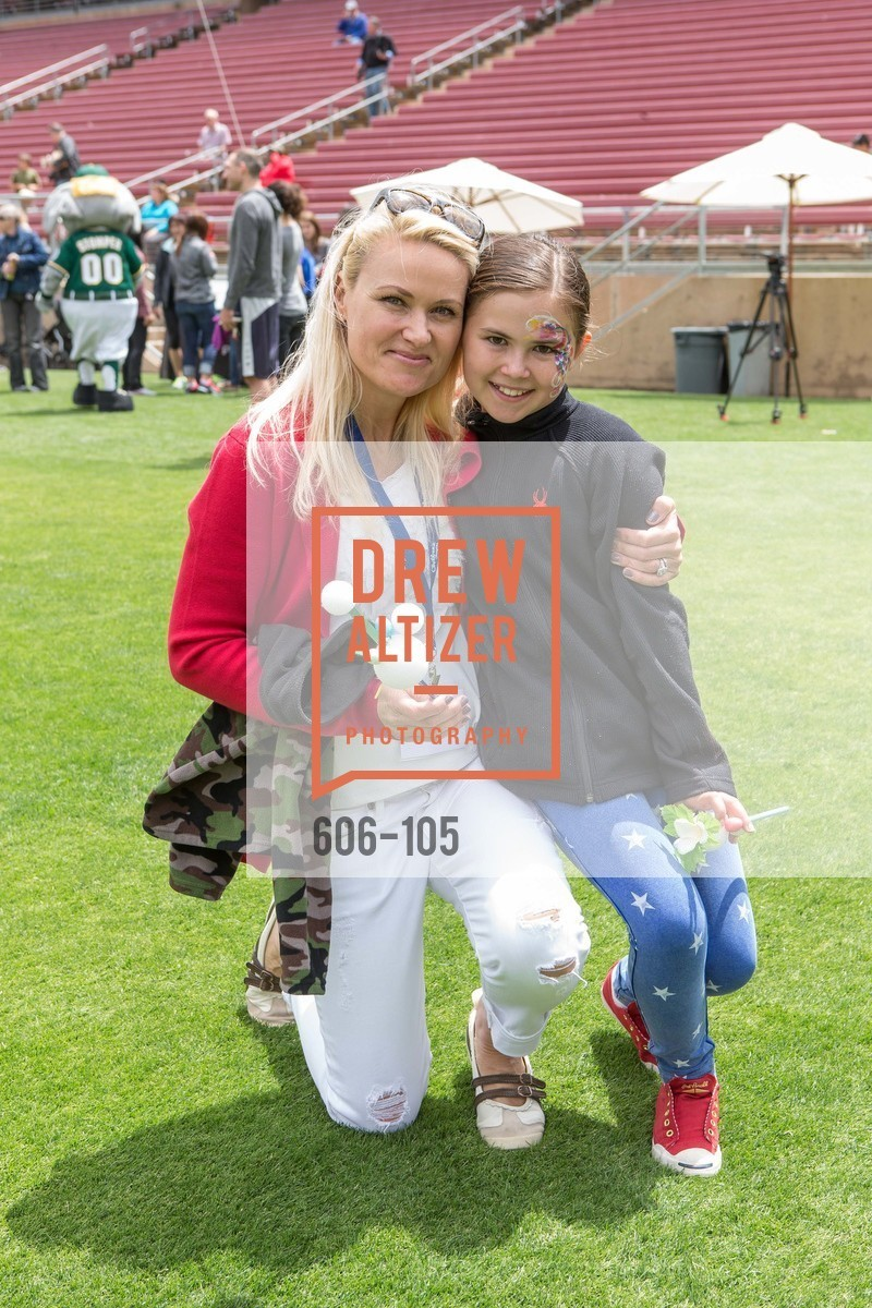 Maria Ralph, Ava Ralph, Children's Champions, Stanford Stadium. 	601 Nelson Rd, May 16th, 2015,Drew Altizer, Drew Altizer Photography, full-service agency, private events, San Francisco photographer, photographer california