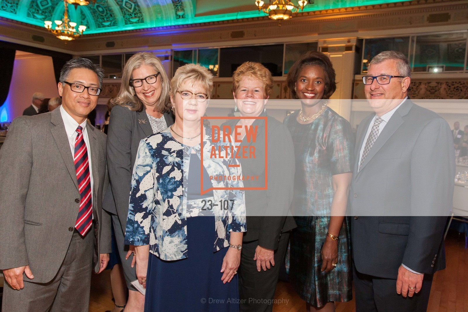Art Dao, Kate Miller, Darlene Gee, Grace Crucinar, Nuria Fernandez, Jim Hartnell,  Women's Transportation Seminar  SF Bay Chapter  Annual Scholarship and Awards , 1547 Lakeside Drive, May 13th, 2015,Drew Altizer, Drew Altizer Photography, full-service agency, private events, San Francisco photographer, photographer california