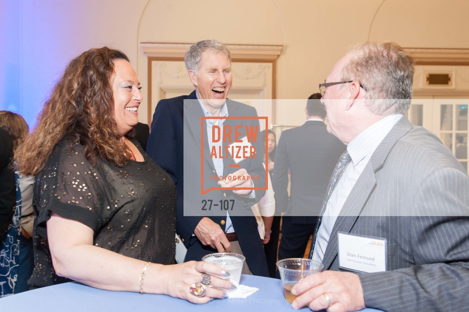 Kirk Warnock, Stan Feinsod,  Women's Transportation Seminar  SF Bay Chapter  Annual Scholarship and Awards , 1547 Lakeside Drive, May 13th, 2015,Drew Altizer, Drew Altizer Photography, full-service agency, private events, San Francisco photographer, photographer california