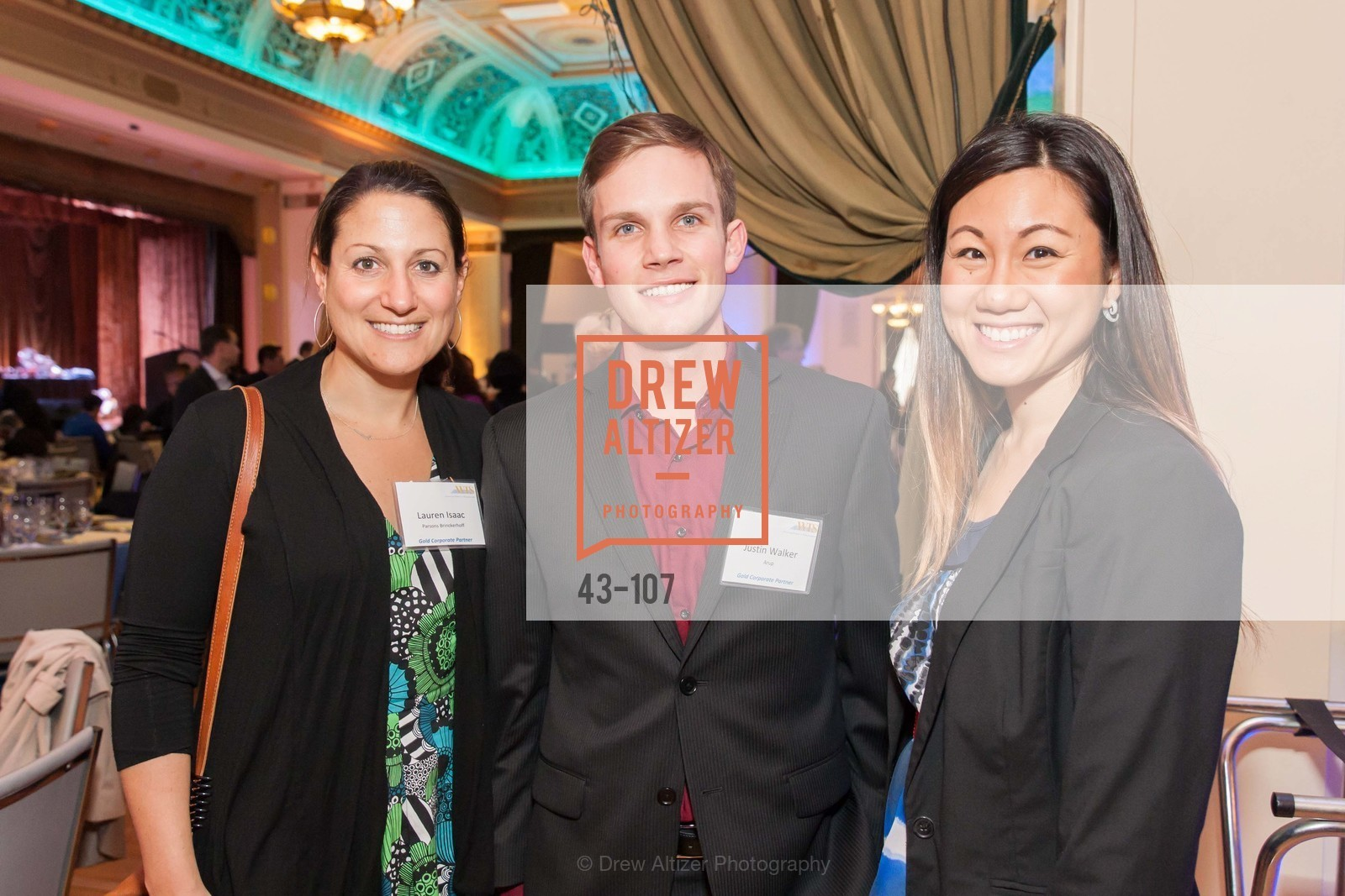 Lauren Isaac, Justin Walker, Sharon Lily,  Women's Transportation Seminar  SF Bay Chapter  Annual Scholarship and Awards , 1547 Lakeside Drive, May 13th, 2015,Drew Altizer, Drew Altizer Photography, full-service agency, private events, San Francisco photographer, photographer california