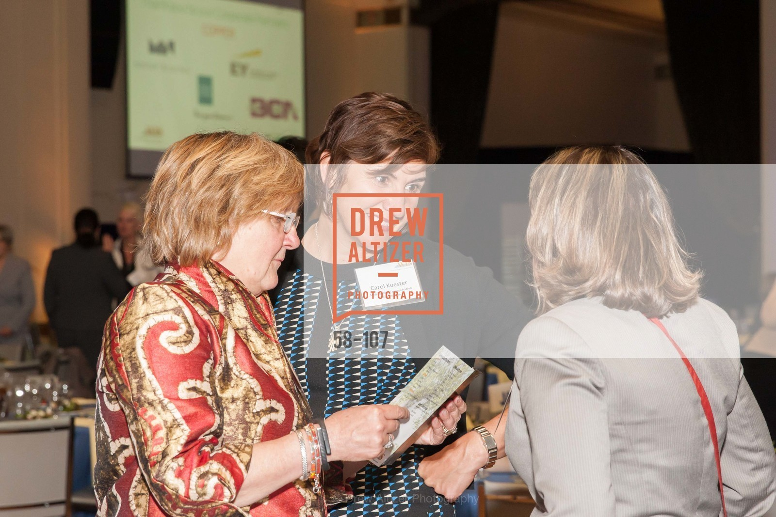 Carol Kuester,  Women's Transportation Seminar  SF Bay Chapter  Annual Scholarship and Awards , 1547 Lakeside Drive, May 13th, 2015,Drew Altizer, Drew Altizer Photography, full-service agency, private events, San Francisco photographer, photographer california